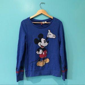 Disney Mickey Crewneck